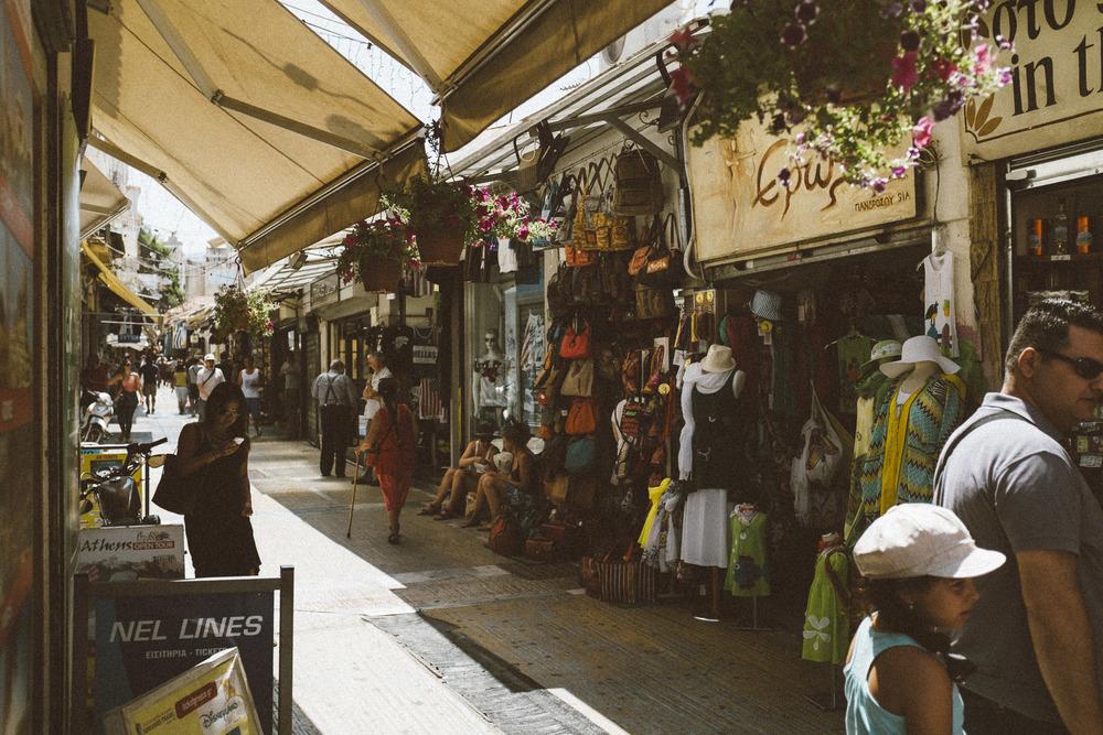 Street Market II
