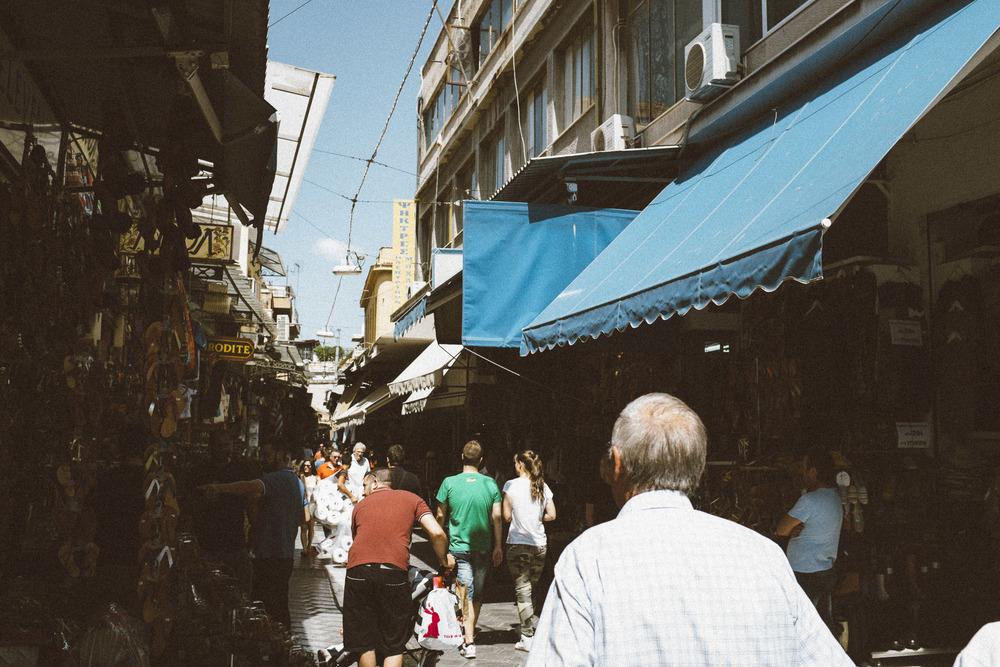 Street Market III