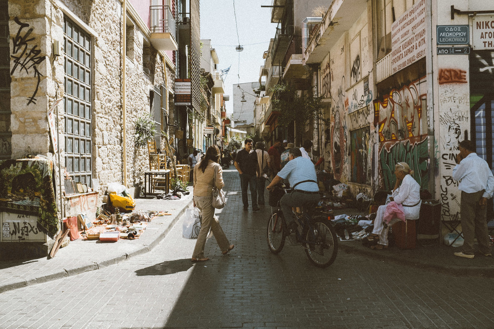 Street Market IV