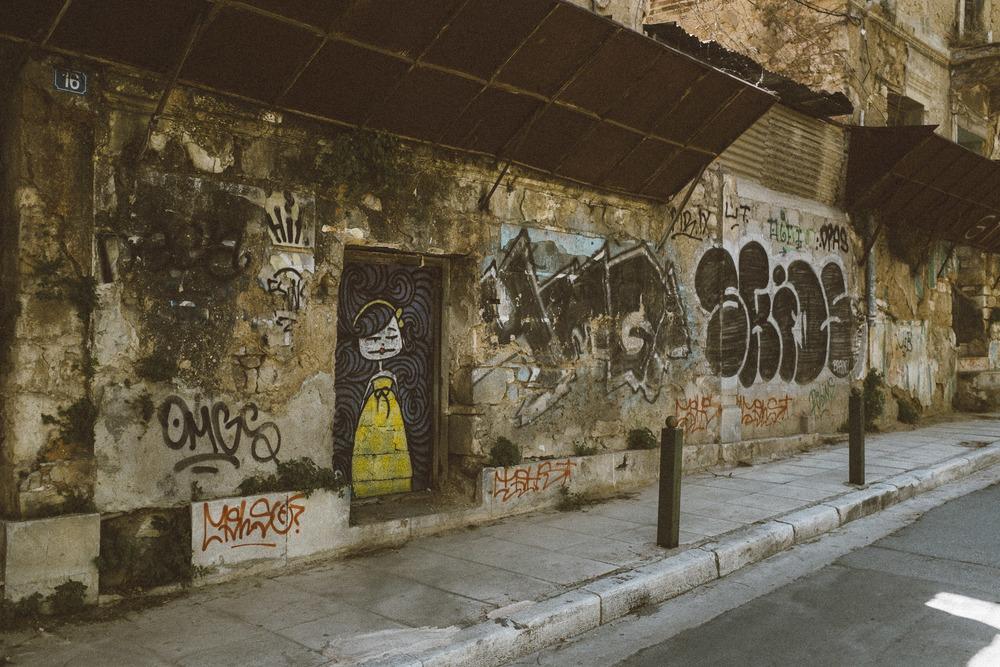 Graffiti VII