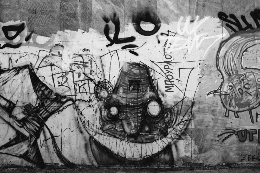 Graffiti VIII