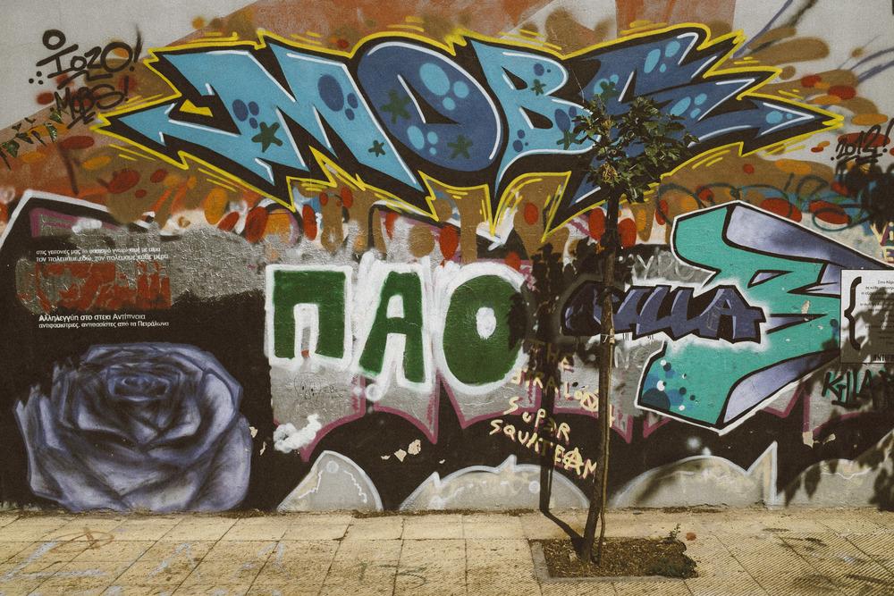 Graffiti X