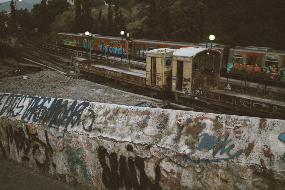 Graffiti XII
