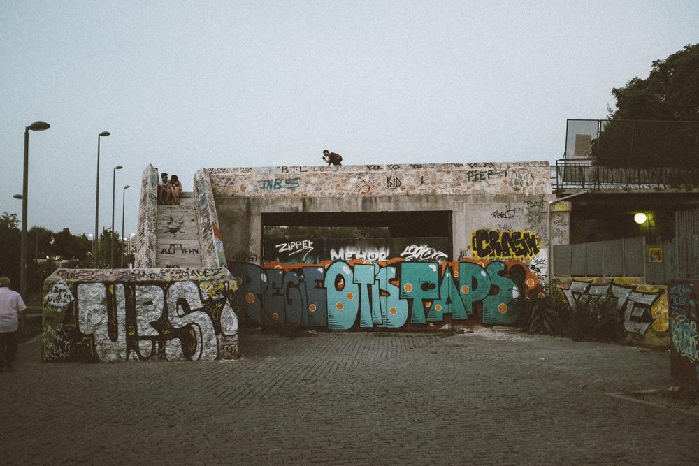 Graffiti XI