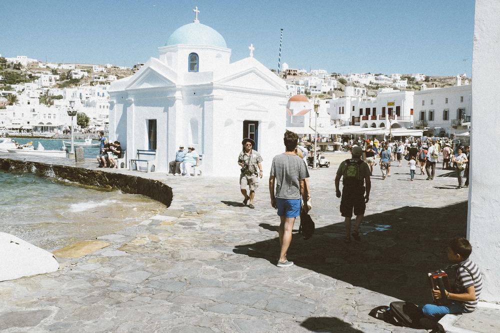 Cornering the Accordian Market