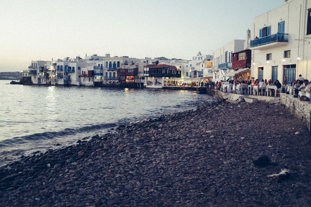 Old City of Mykonos