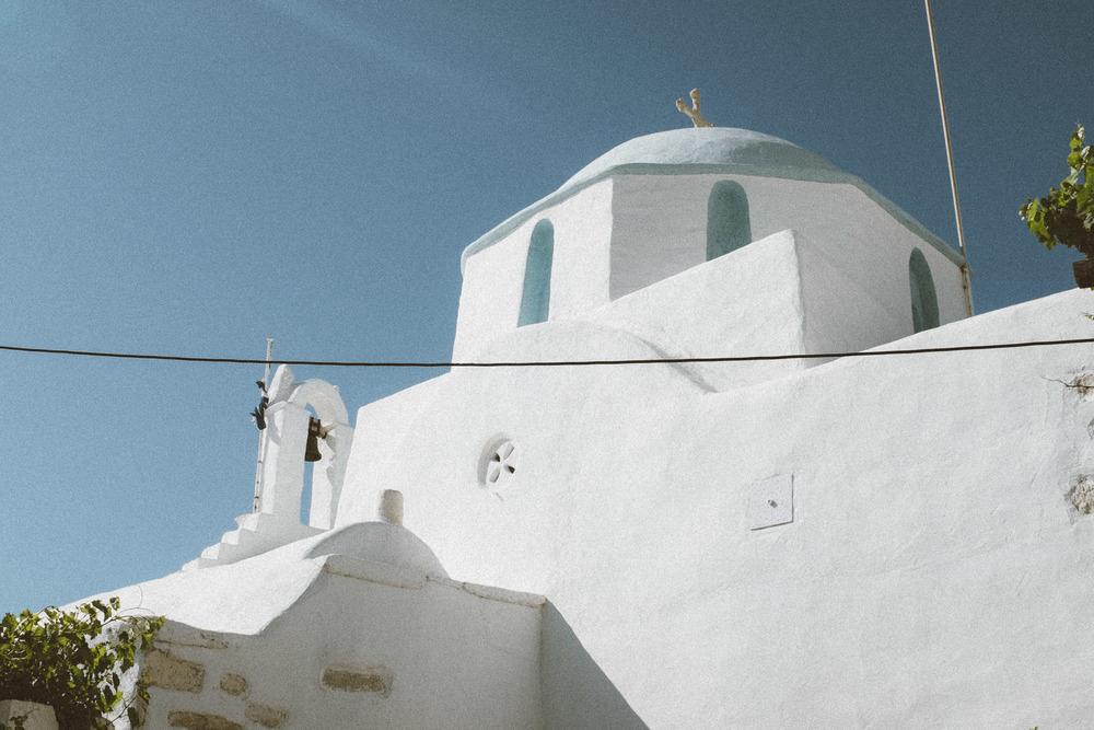 A Church in Light