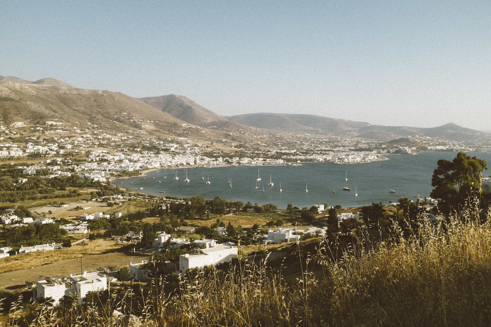 View from Temple of Apollo I