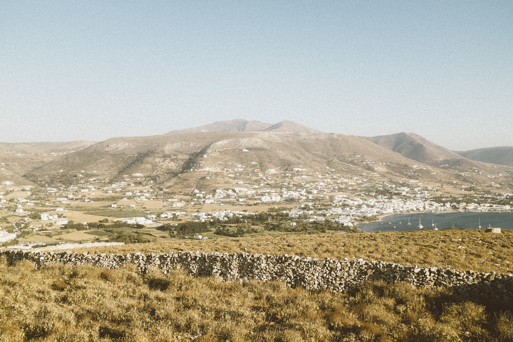 View from Temple of Apollo II