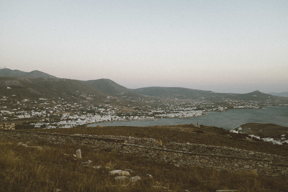 View from Temple of Apollo III
