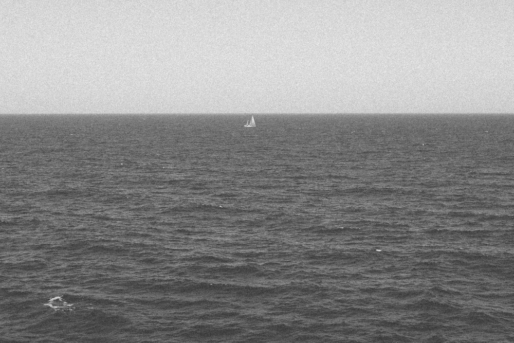 The Little Sailboat That Could