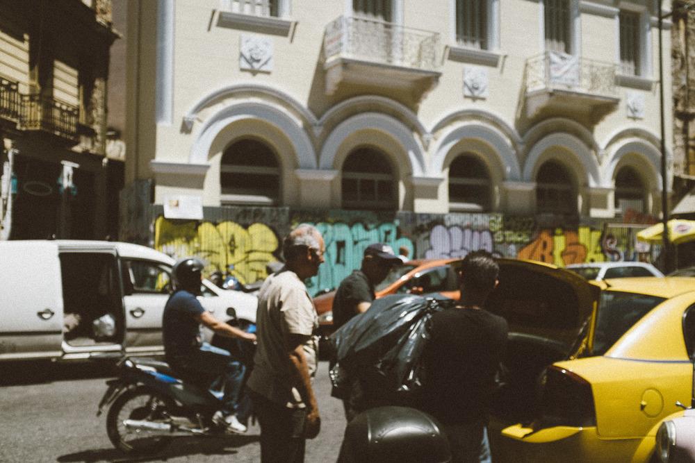 Taxi Arrangement