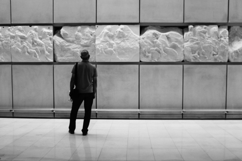 Observing the Frieze