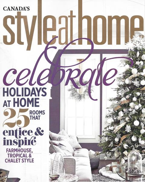 Style At Home Dec. 2017