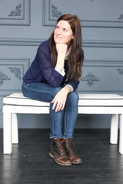 Jodie Merson J & J Made Custom Upholstery Toronto Ontario