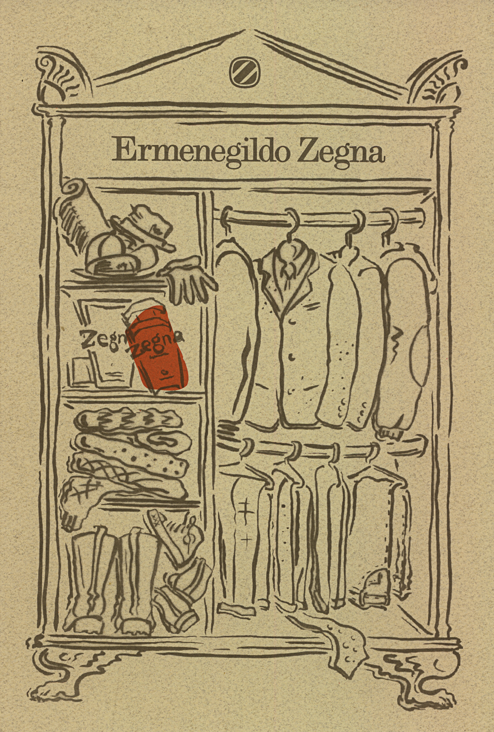 Ermenegildo Zegna: print design