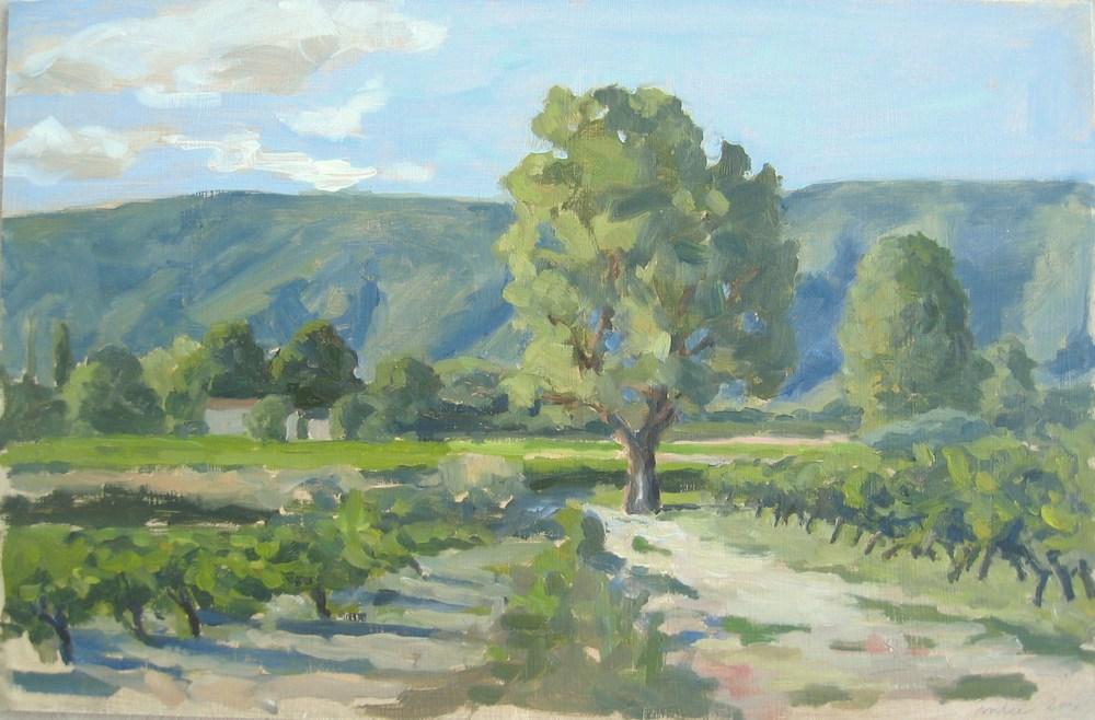 luberon - tree painting 1 (tina mayland).JPG