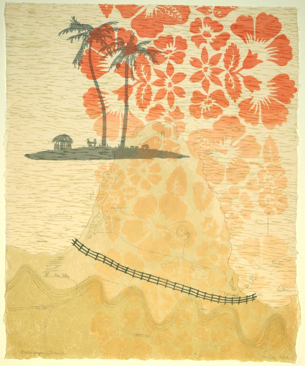 Kalaupapa island (unframed).jpg