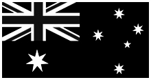 Aus flag black.jpg