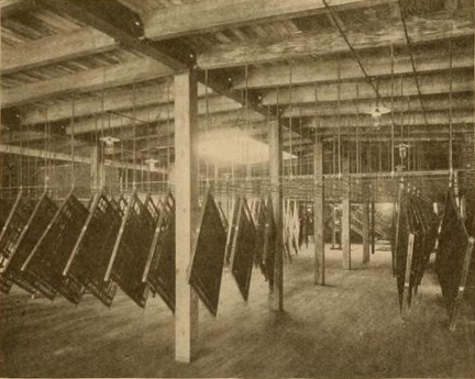 Flying A drying rooms