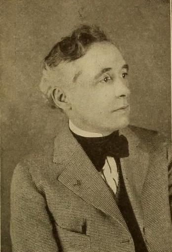 Emerald President Frederick J. Ireland