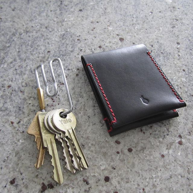 PÅÅLM & KÄIROS combo. The art of carrying less. #minimalism #edc