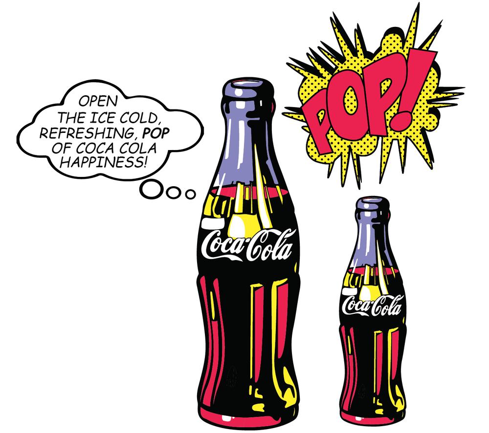 Coca Cola for Delia's circa 2014
