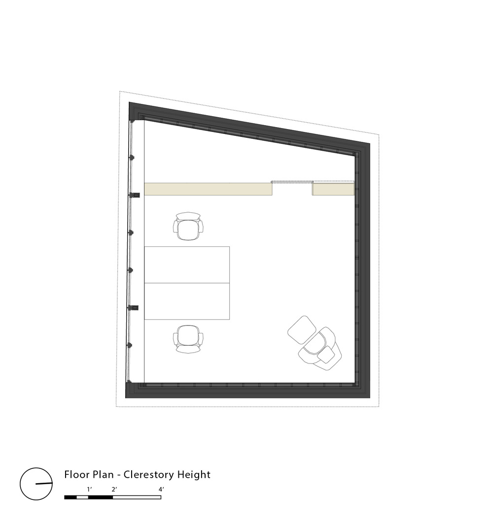 SturgesStudio 2  Plan - Clerestory Level.jpg