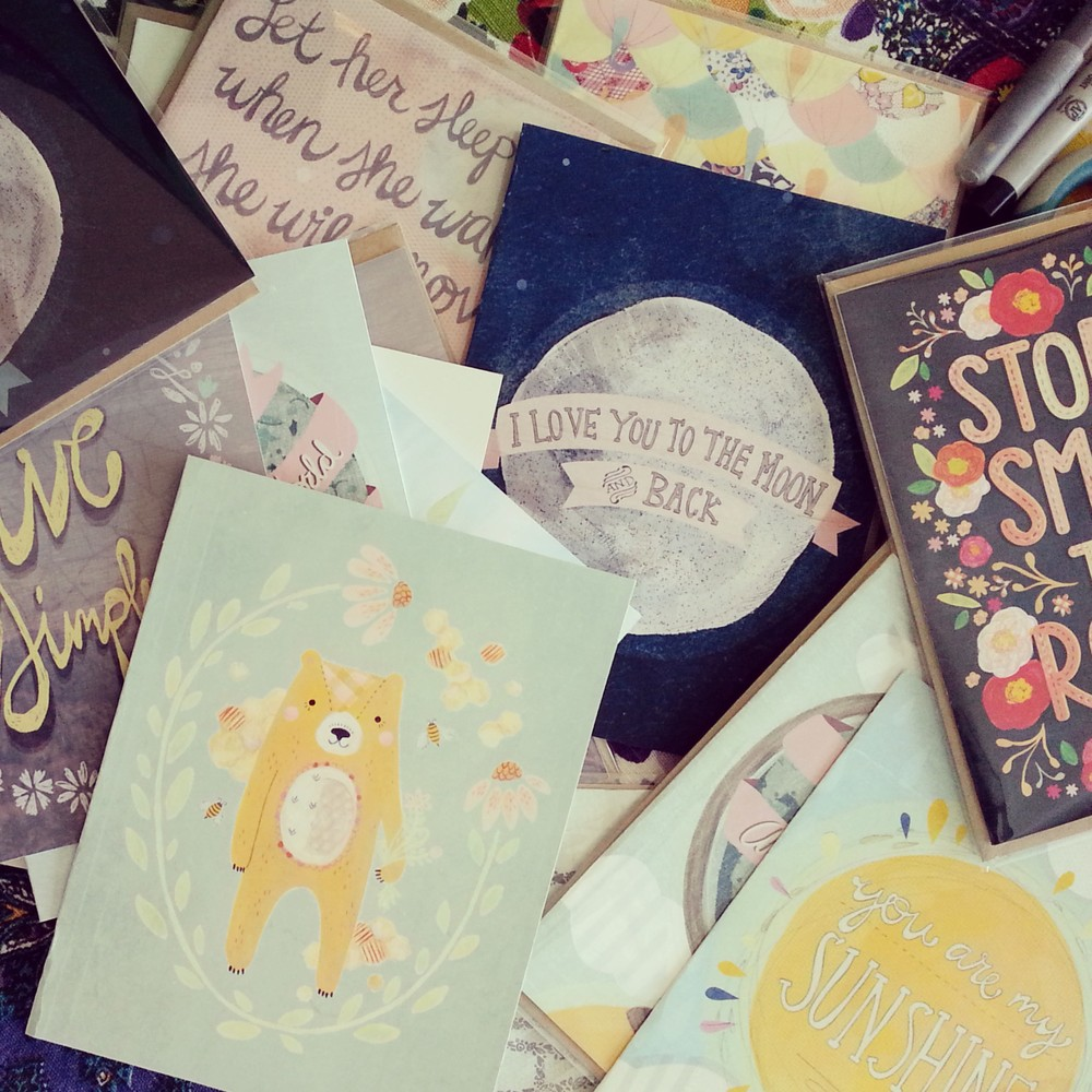 Just added a few cards to my  shop ! More to come soon!
