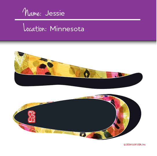 I entered one of my patterns in the  LUV footwear  open call for designs contest. I had a lot of fun making this pattern! I created it by painting geometric shapes with acrylic and watercolor, and then by scanning it all into the computer and working some photoshop pattern magic! If you have the time check out the contests  Facebook Page  and vote for your favorite design! I hope you like mine :)
