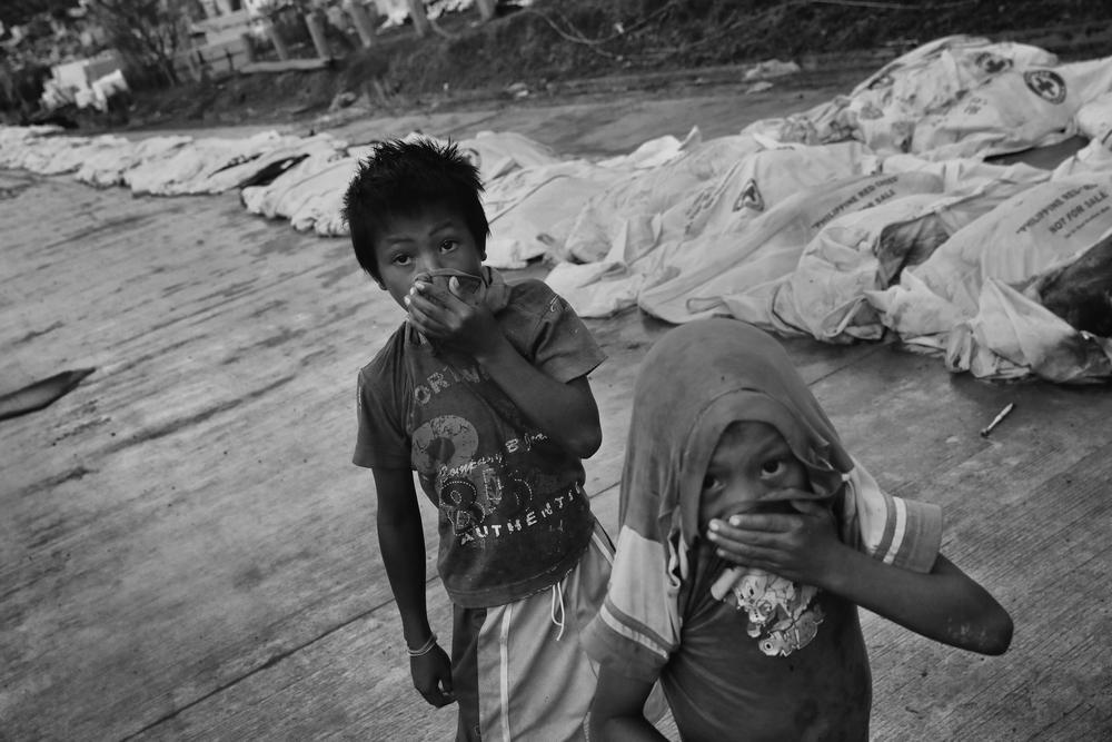 Typhoon Haiyan, Philippines 2013