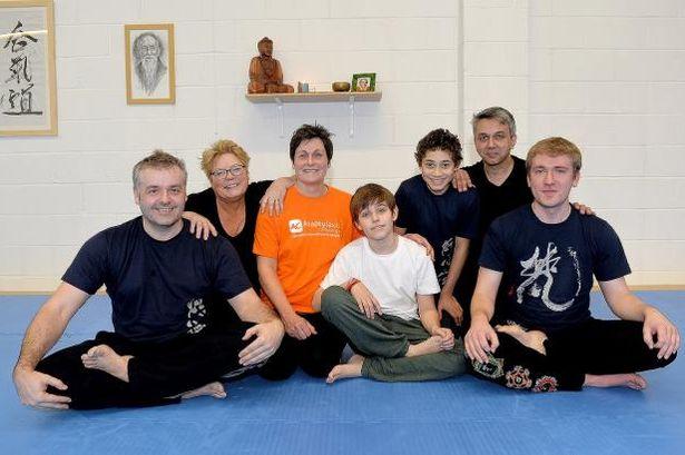 News Years day Yoga -Thon