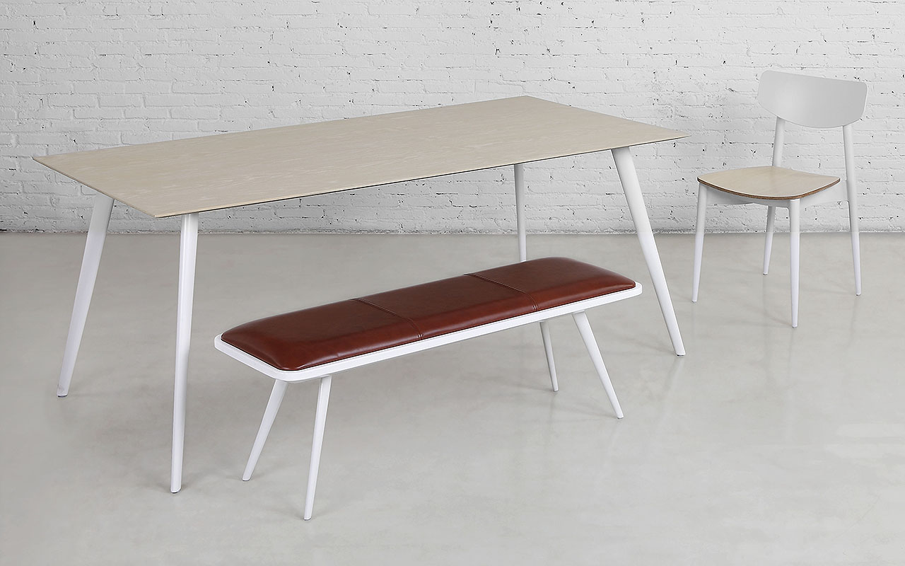 furniture design photo. Airfoil Bench Group.jpg Furniture Design Photo O