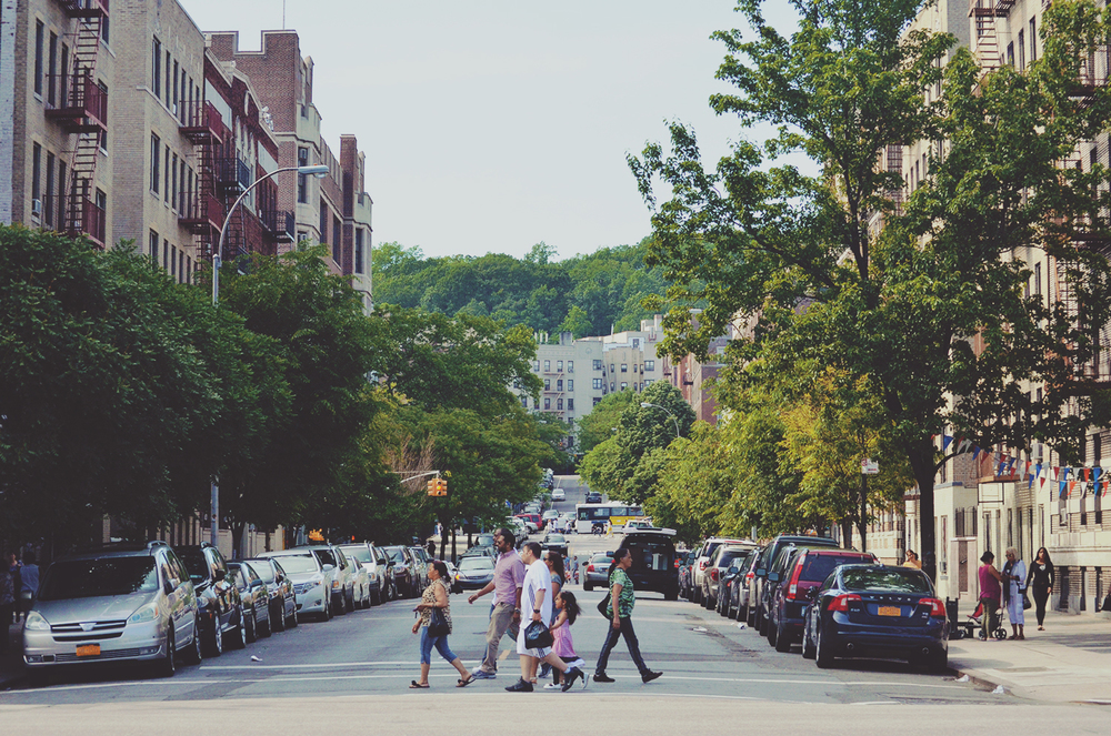 A CITY TRANSFORMED   Our purpose in Washington Heights/Inwood.   more info.
