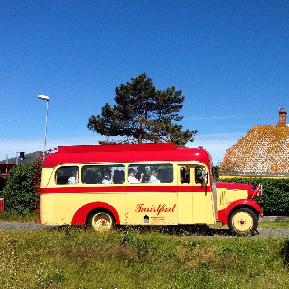 Dirch Passer-bussen - foto: Andrea Bak