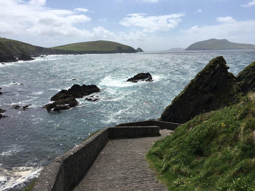 Irlands wild atlantic way -