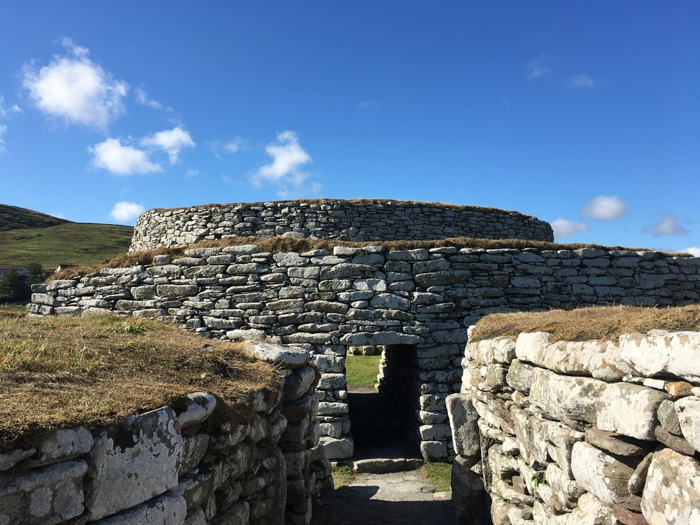 Broch of Clickimin.