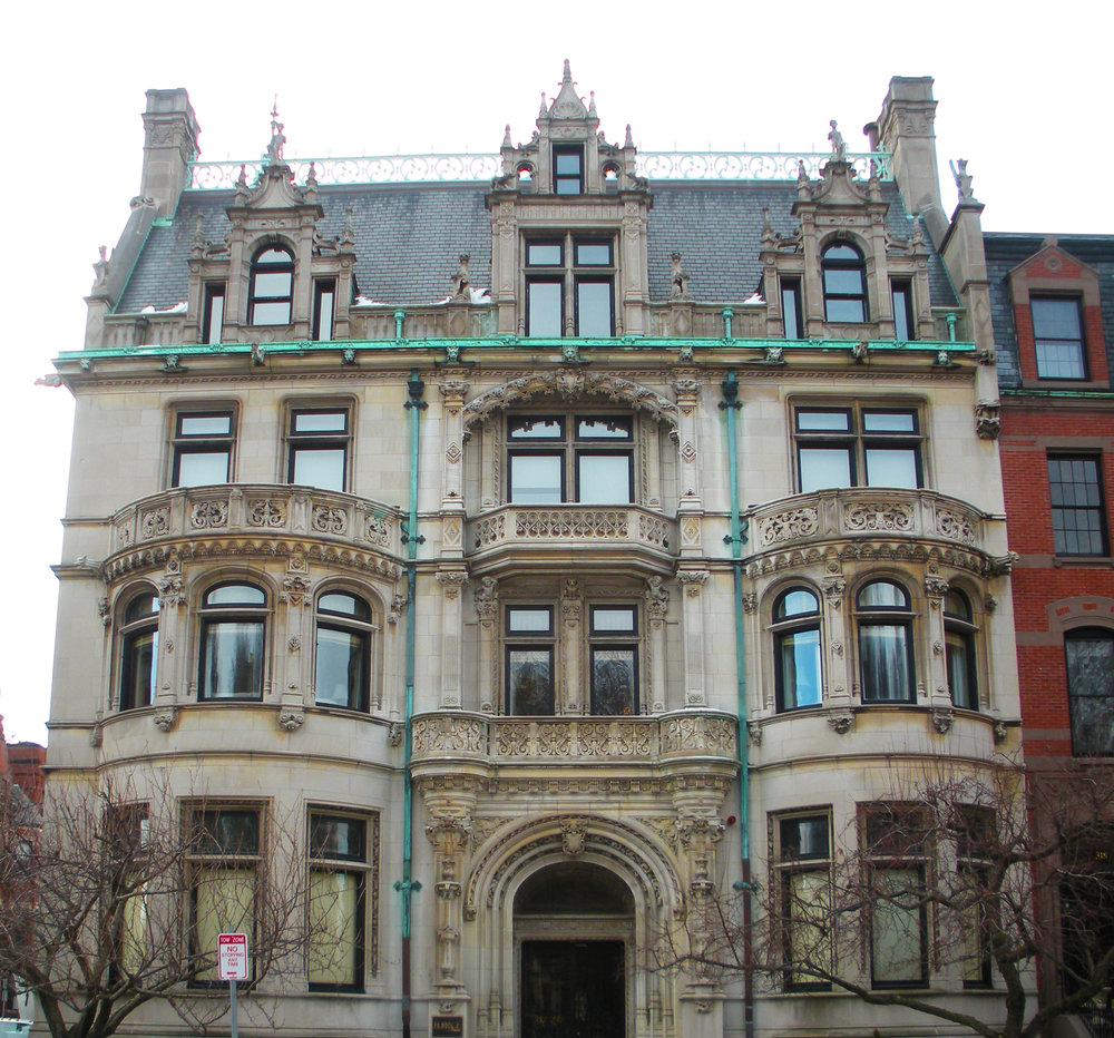 The Burrage House, 314 Commonwealth Avenue