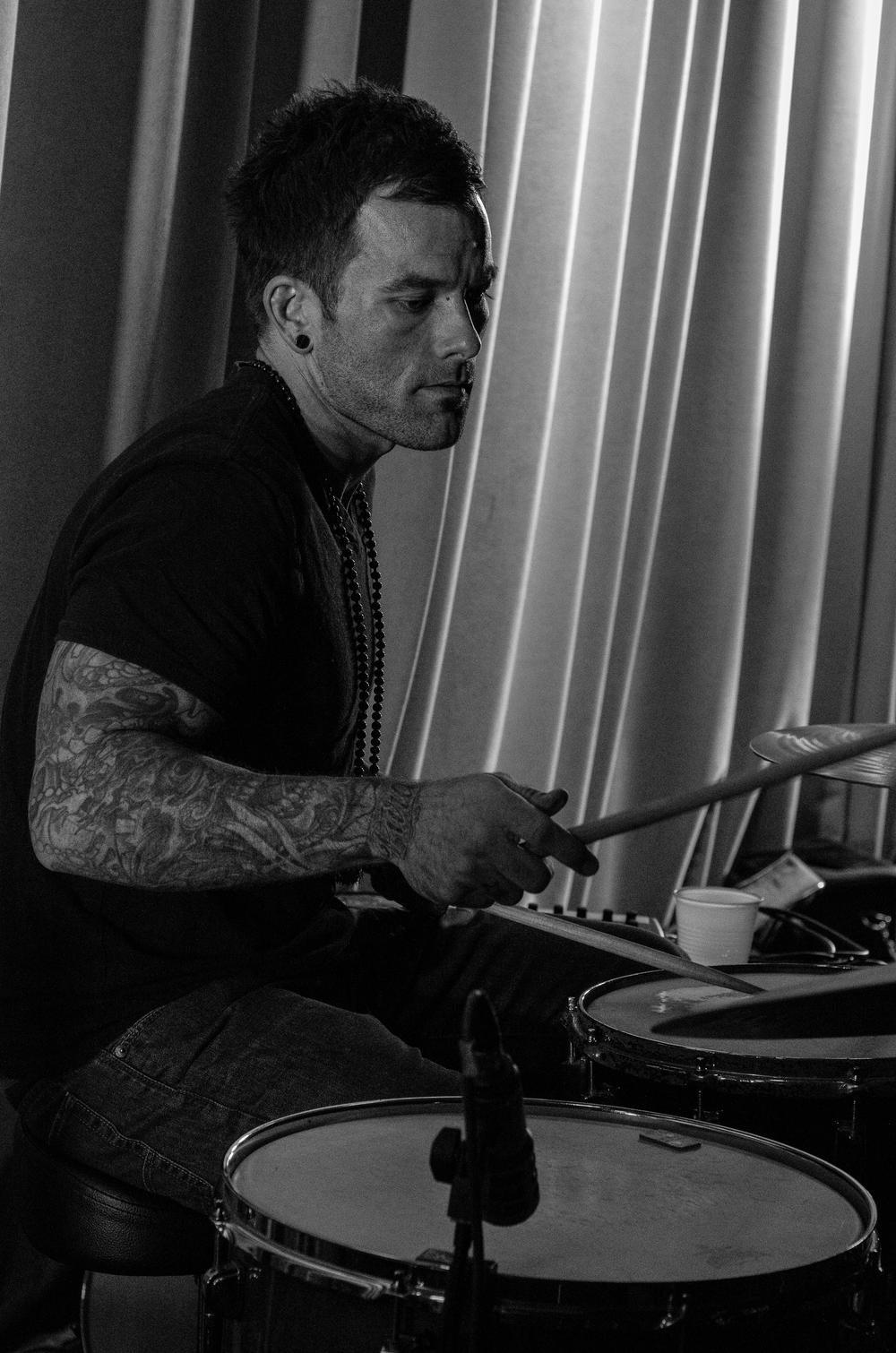 Ryan Frye- Drums