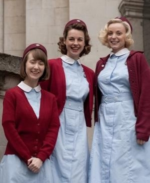 My only regret is that my midwives do not wear maroon cardigans and kicky little hats.