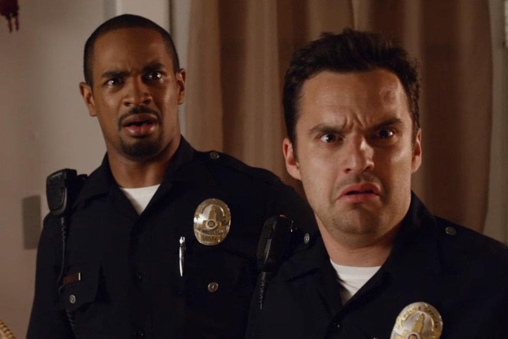 cop movies 2014