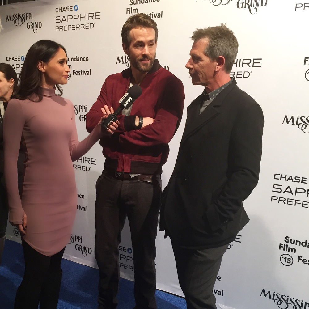 With Ryan Reynolds and Ben Mendelsohn.