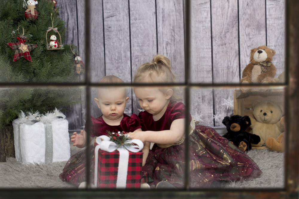 Pittsburgh Photographer, Christmas mini sessions for children