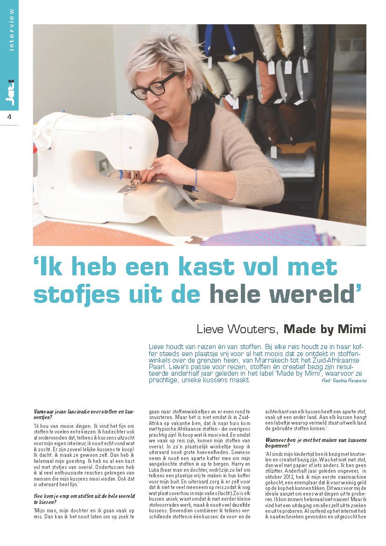 JET magazine - 26 maart 2014 (pag. 1)