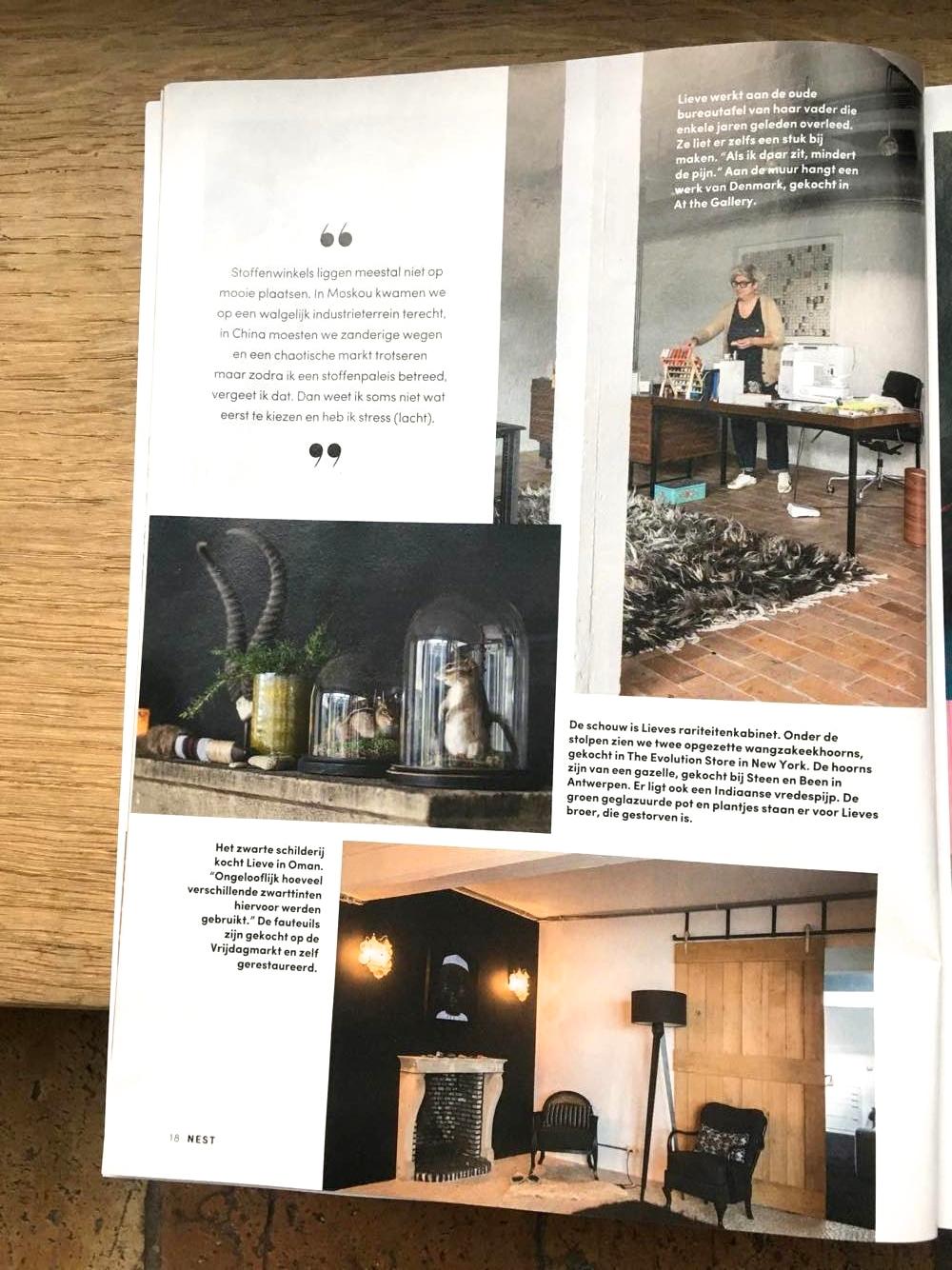 Nest magazine - februari 2017