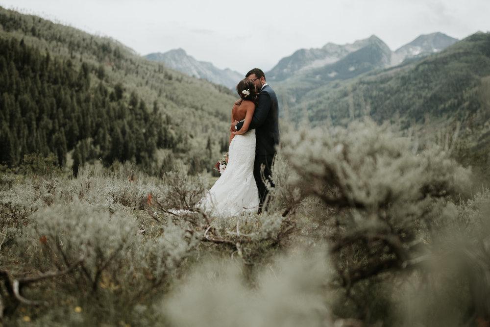 BRIANNA + HANIEL - WEDDING :: ASPEN ... COMING SOON