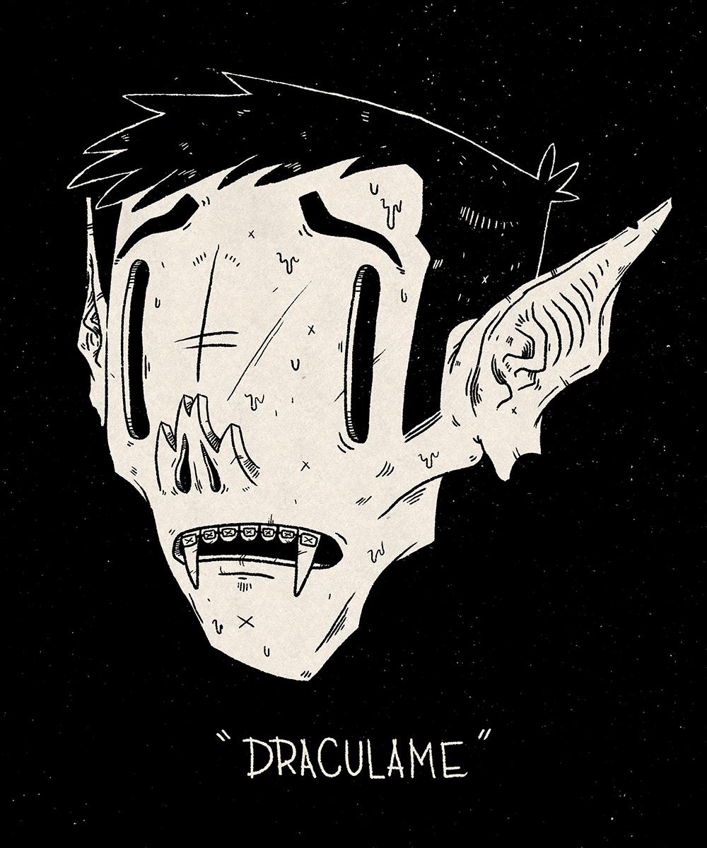 """Draculame"" Digitalt"