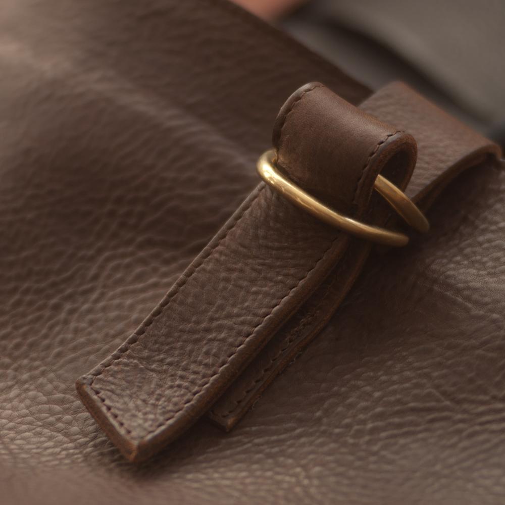 Large Brown Bag Buck Fuzzy Square.jpg