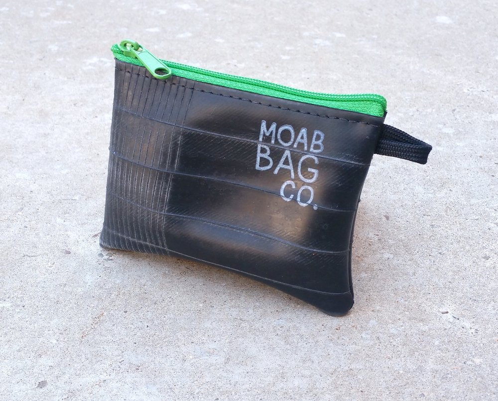 Small Zipper Pouch — Moab Bag Company