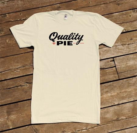 quality pie shirt